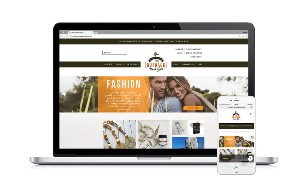 Web Design Cairns | Mahi web | Ecommerce website