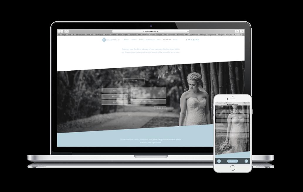Web Design Cairns | Mahi web | Biz Professional package